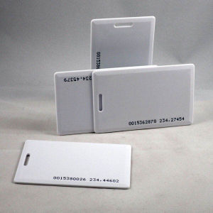 Contactless Clamshell Card