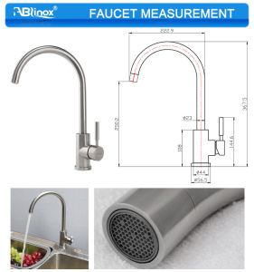 Abl Stainless Steel Water Tap (AB112) pictures & photos
