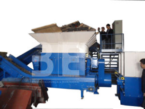 Heavy-Duty Wood Shredder of Recycling Machine with Ce pictures & photos