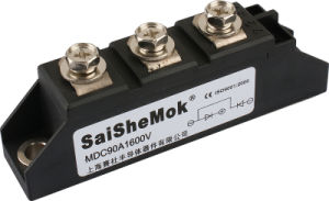 SCR Modulethyristor Module Mdc 90A pictures & photos