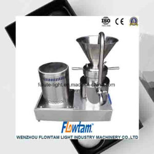 Food Machine Inox Nuts Butter Colloid Mill pictures & photos