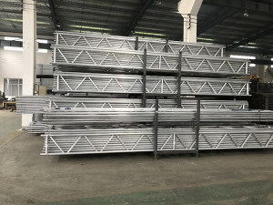 Auminum Ladder Beam for Scaffold with Top Quality pictures & photos