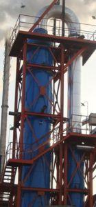 Waste Heat Boiler Vertical Type
