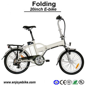 En15194 Certified Classical E-Bike Pedelec Electric Bicycle Foldable E-Biycle 25km/H Speed Electric Bike (PE-TDN01Z)