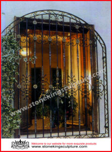 Wrought Iron Window Guard, Window Railing pictures & photos