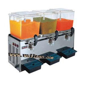 2-Tank Cold & 1-Tank Hot Juice Machine