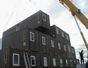 Single High Quality Prefab Shipping Container House (DG5-040) pictures & photos