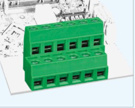 GS009A Pitch 5/5.08mm Electric Terminal Block