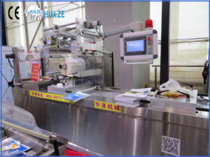 Automatic Stretch Vacuum Packaging Machine, Automatic Food Packaging Machine pictures & photos