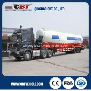 70 Cbm Bulk Cement Tanker Trailer for Pakistan pictures & photos
