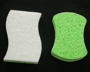 Scrub Sponge Ss-04 pictures & photos