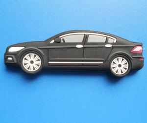 Car Shape PVC Fridge Magnet, Car Design Sticker pictures & photos
