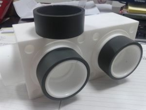 Customized PTFE Valve pictures & photos