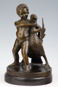 Bronze Sculpture Figure Statue (HYF-1032)