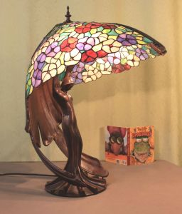 Art Tiffany Table Lamp 844 pictures & photos