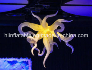 2015 Best Popular Party/Super Market Decorative Inflatable Star with LED Light