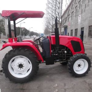 65HP Farm Machinery Tractor with Yto Engine/ Farm Attachments