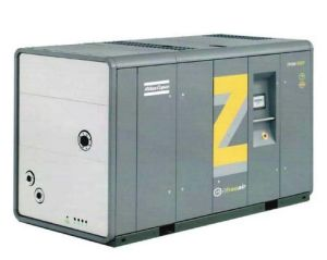 Atlas Copco Oil Free Screw Air Compressor, Compressor, Air Compressor (ZR132VSD)