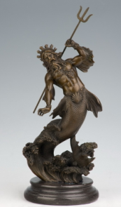 Bronze Sculpture Figure Statue (HYF-1030)