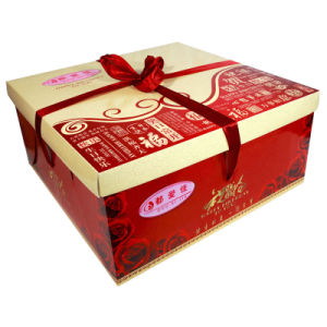Cake Gift Box/Packing Box/Food Box (XH-01)