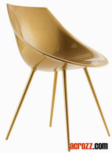 Golden Modern Dining Lago Chair pictures & photos