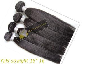 Yaki Straight Brazilian Hair Weft (BHHW-03)