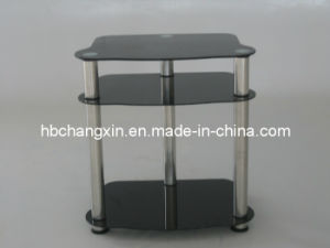 Popular Selling Modern Design Three Leg TV Stand pictures & photos