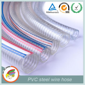 Flexible Spiral Wire Braided Vacuum Hose - China Pvc Spring Hose, Pvc
