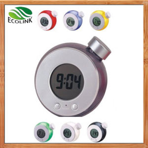 Eco-Friendly Water Power Digital LCD Clock pictures & photos