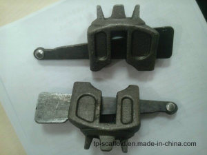 Ringlock Scaffolding Ledger End/Head for Construction pictures & photos