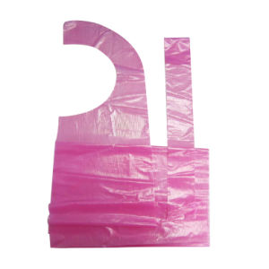 New Design Cheap Disposable Cooking Apron pictures & photos