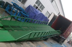 Mobile Truck Loading Dock Ramp