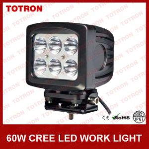 2013 New Items! Heavy Duty 60W CREE LED Work Light/LED Driving Light for Tractor, Trucks, Forklift, Mining pictures & photos