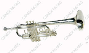 Middle Level C Key Trumpet (CTR-245S) / C Key Trumpet pictures & photos