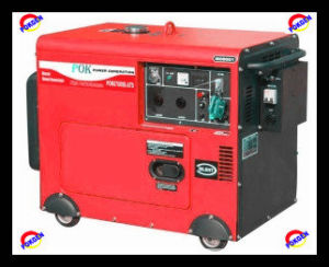 5kw Air Cooled Diesel Generator pictures & photos