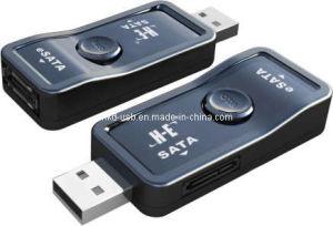 Mini USB2.0 to Esata / USB Gift (HE-2021B)