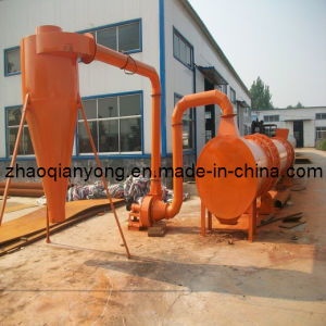 Sawdust Rotary Drum Dryer with 1t/H pictures & photos