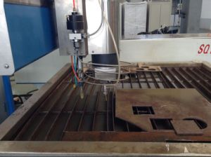 Waterjet Cutting Machine with Auto Height Detection System pictures & photos