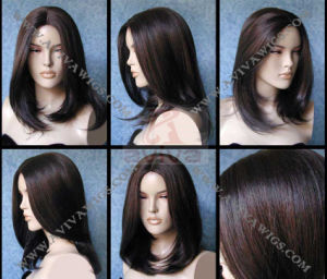 Synthetic Wig (AV-SW02A) pictures & photos