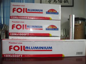 Household Aluminium Foil (A8011&O) pictures & photos