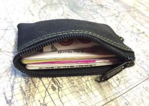 Multifunctional Zipper Wallet with Key Chain pictures & photos