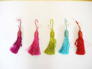 Small Tassel, Tiebacks