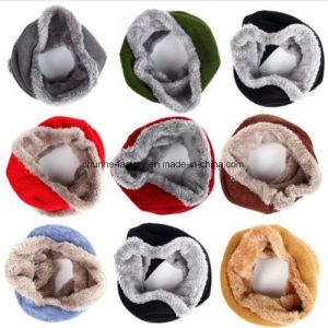 New Fashion Colorful Factory Hot Sale Kids Neckwarmer Hat Scarf