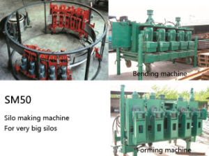 Sm50 Silo Making Machine
