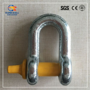 Forged G210 Us Type Screw Pin Chain Shackle pictures & photos