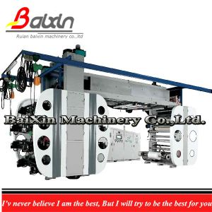 Full Rotary Printing Machine and Intermittence Type Printing Machine pictures & photos