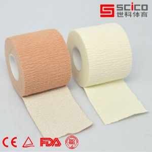 Cotton Light Wrap Eab Adhesive Sport Pressure Bandage