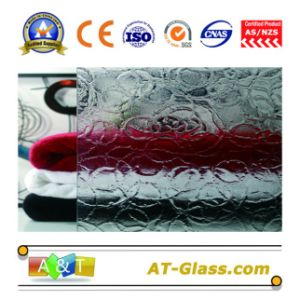 3~8mm Patterned Glass Used for Furniture Glass Door/Windows Glass pictures & photos