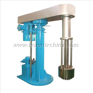 Basket Mill Sand Mill Bead Mill Media Mill Pearl Mill Wet Grinder Machine pictures & photos