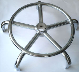 Foot Ring Chair Base - 1